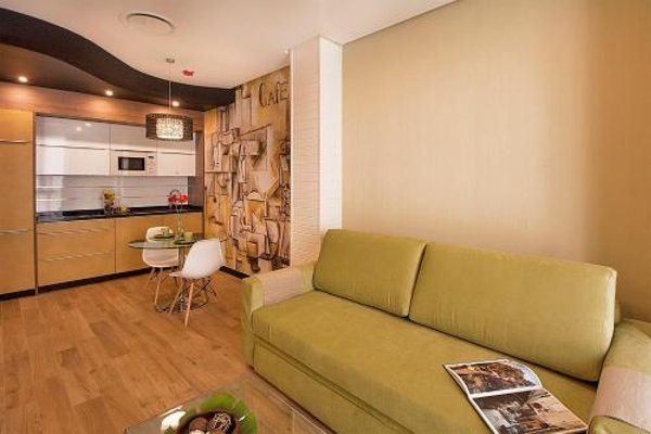 Apartamentos Suites Oficentro Deluxe - фото 7