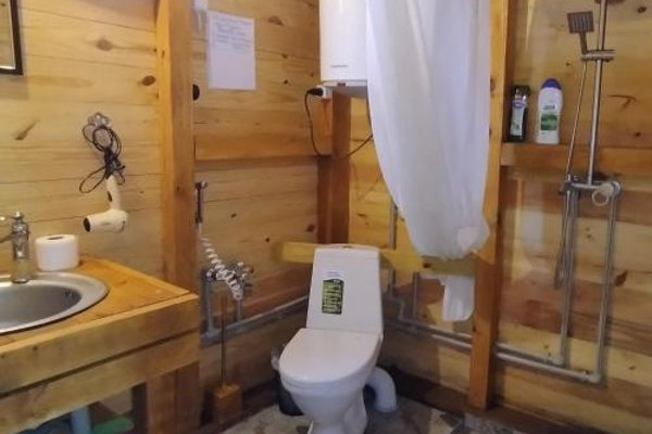 Guest House Genacvale in Bandza - 4