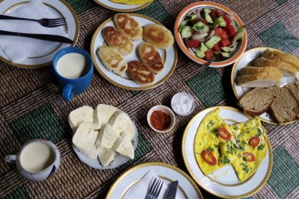 Guest House Genacvale in Bandza - 9