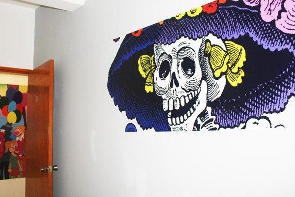 Hostel Zocalo - фото 15