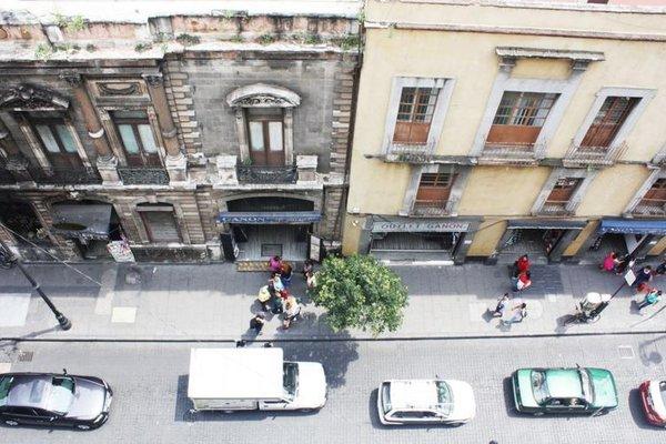Hostel Zocalo - фото 21