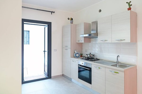 Vulcano Apartment - фото 16