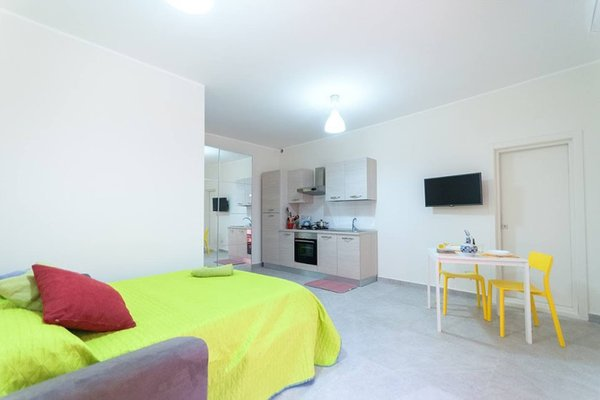 Vulcano Apartment - фото 7