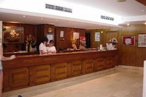 Stil Victoria Playa Hotel Menorca Island - фото 18
