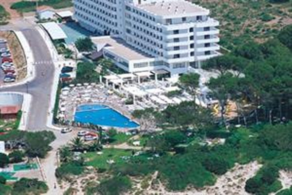 Stil Victoria Playa Hotel Menorca Island - фото 22