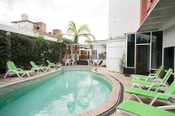 Hotel Los Tilos - фото 19