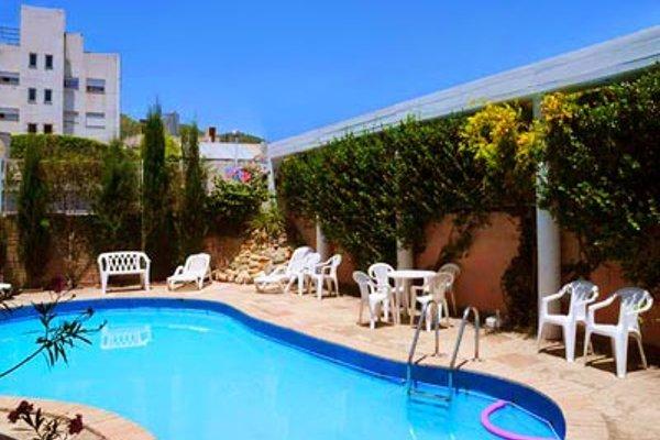 Hotel Los Tilos - фото 22