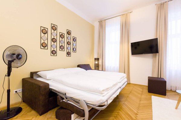 Vienna Stay Apartments Zirkus 1020 - фото 7