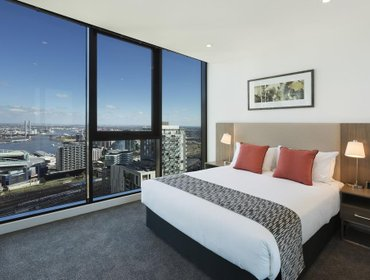 Апартаменты Melbourne Short Stay Apartments on Lonsdale