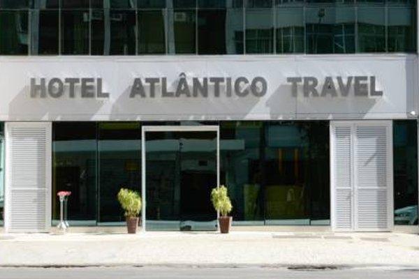 Hotel Atlantico Travel Copacabana - фото 22