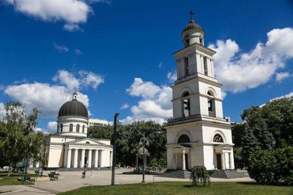 Central Park apartament on Pushkina 33 - фото 6
