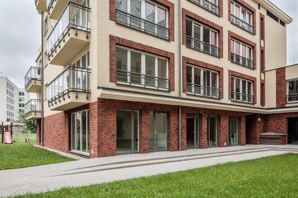 Platinia Residence - фото 23