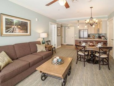 Гестхаус RiverWalk Resort at Loon Mountain