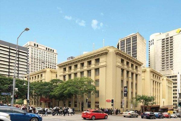 Adina Apartment Hotel Brisbane Anzac Square - фото 30