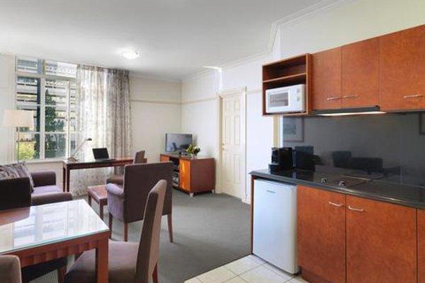 Adina Apartment Hotel Brisbane Anzac Square - фото 10
