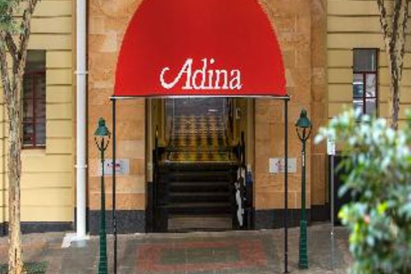 Adina Apartment Hotel Brisbane Anzac Square - фото 18