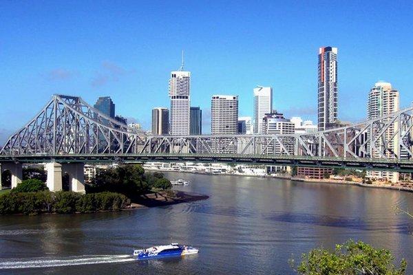 Adina Apartment Hotel Brisbane Anzac Square - фото 20