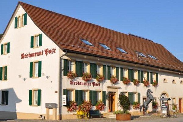 Hotel Restaurant Post - фото 10