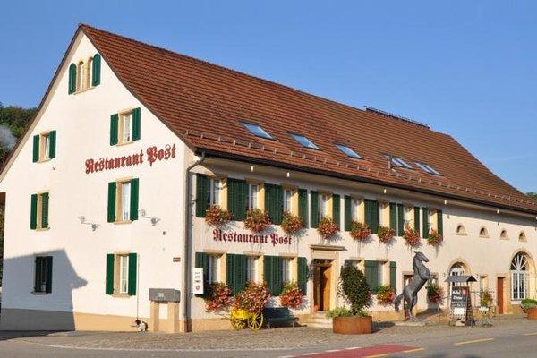 Hotel Restaurant Post - фото 11