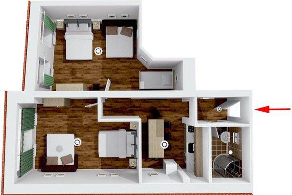 Apartment Krakovska 5 - 6