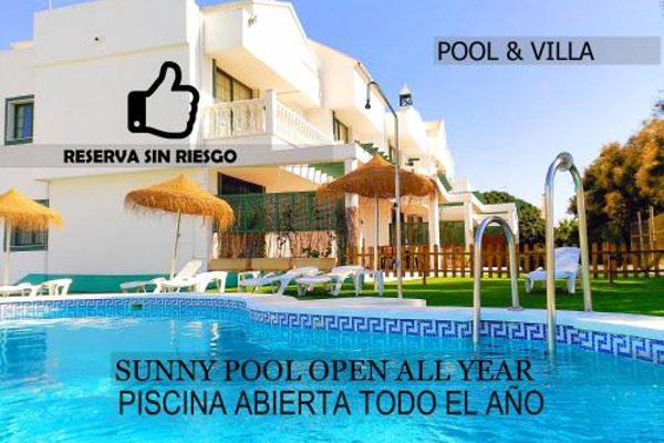 Roquetas Beach and Playa Serena Golf Village - фото 34