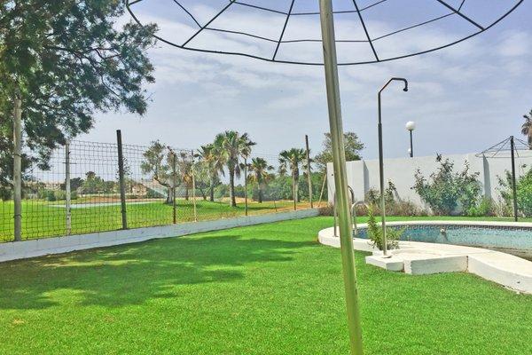 Roquetas Beach and Playa Serena Golf Village - фото 11