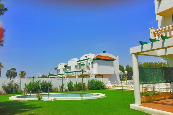 Roquetas Beach and Playa Serena Golf Village - фото 12