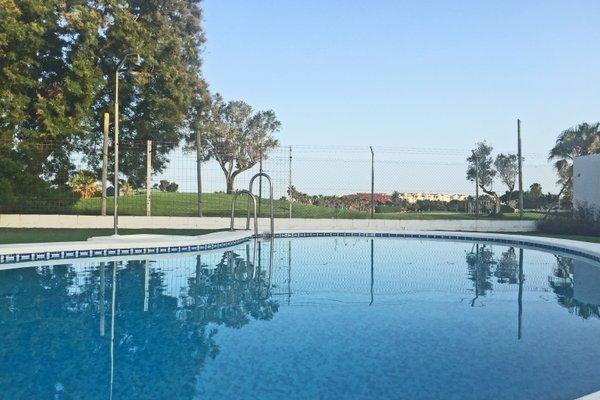 Roquetas Beach and Playa Serena Golf Village - фото 14