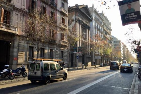 Charm Rambla Catalunya - фото 23