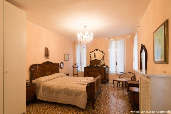 Venice San Marco Apartment - фото 8