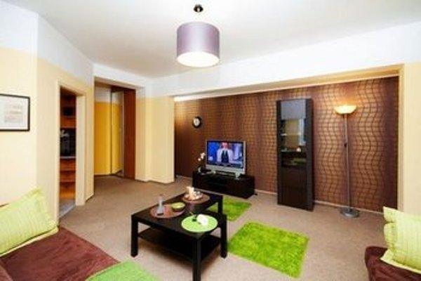Absynt Apartamenty - фото 7