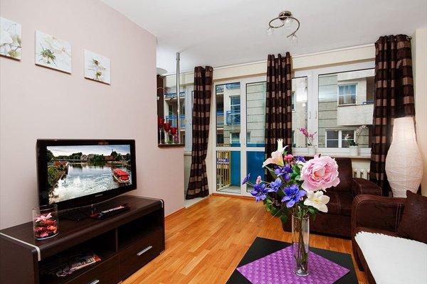 Absynt Apartamenty - фото 8