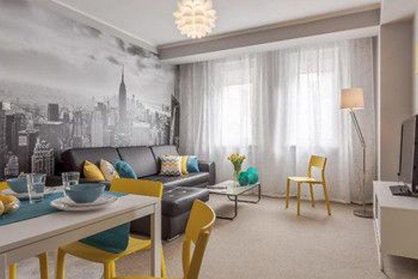 Absynt Apartamenty - фото 9