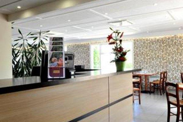 Hotel balladins Bordeaux - Merignac - фото 17