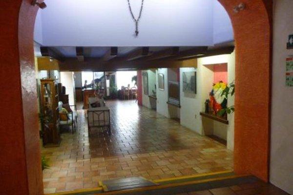 Hotel Trebol - фото 17