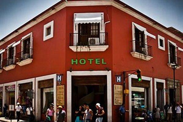 Hotel Trebol - фото 19