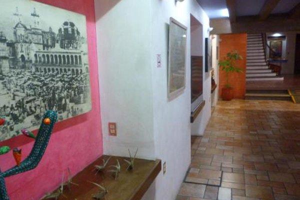 Hotel Trebol - фото 4