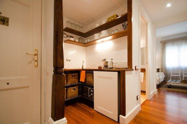 L.i.bcn Apartment Parc Guell - фото 7