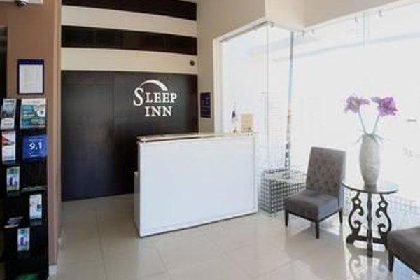 Sleep Inn Culiacan - фото 14