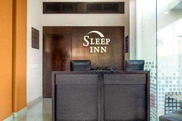 Sleep Inn Culiacan - фото 15