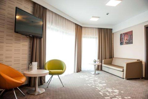 Q Hotel Plus Wroclaw - фото 52