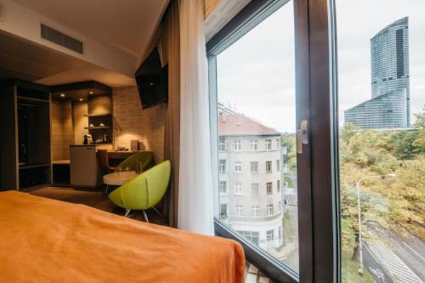 Q Hotel Plus Wroclaw - фото 66