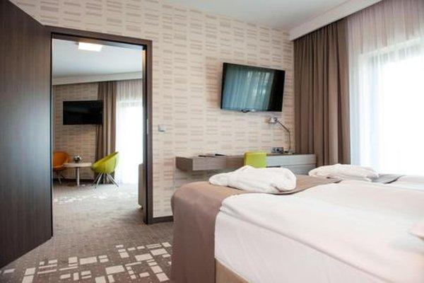 Q Hotel Plus Wroclaw - фото 53