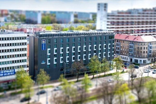 Q Hotel Plus Wroclaw - фото 72