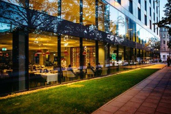 Q Hotel Plus Wroclaw - фото 74