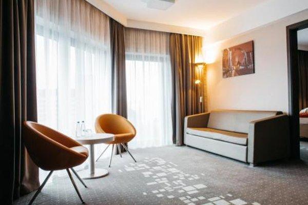 Q Hotel Plus Wroclaw - фото 56