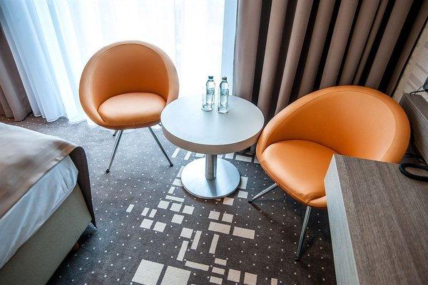 Q Hotel Plus Wroclaw - фото 57