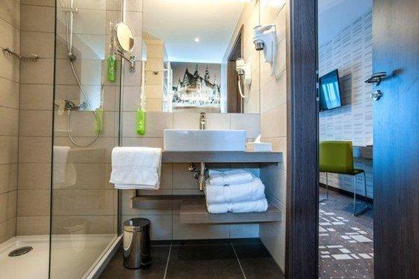 Q Hotel Plus Wroclaw - фото 58
