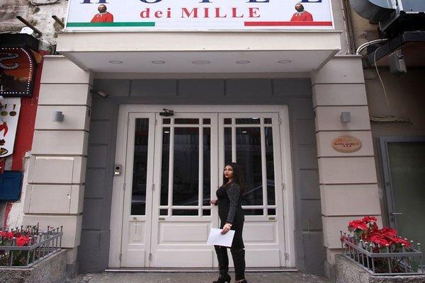 Hotel dei Mille - фото 73