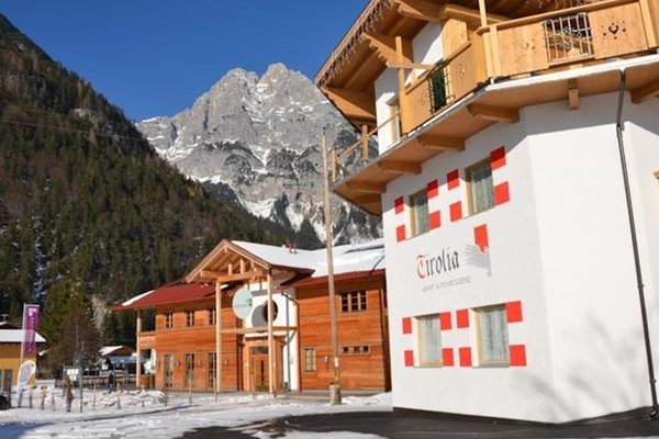 Alpenresidenz Tirolia - фото 8